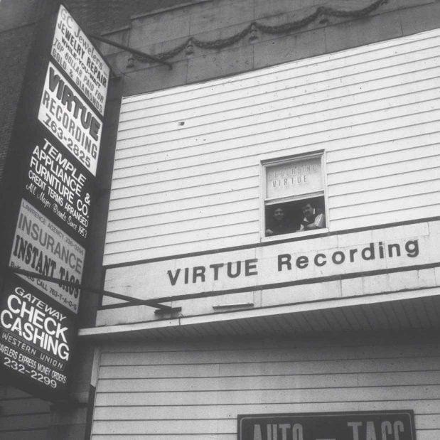 Various Artists Virtue Recording Studios Reviews