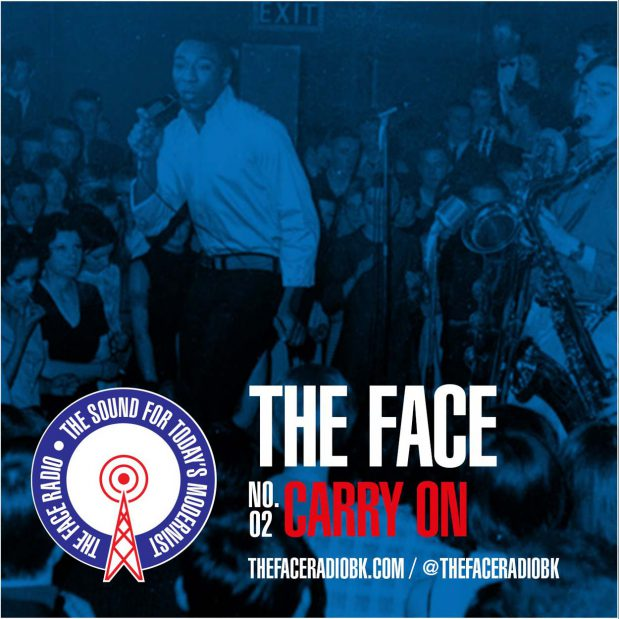 The Face Radio Episode 02 Artwork