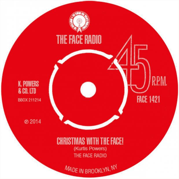 The Face Radio Episode 21 Funky Souly Christmas Cracker Artwork
