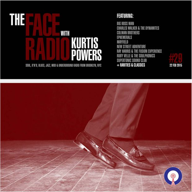 The Face Radio Episode 29 Artwork