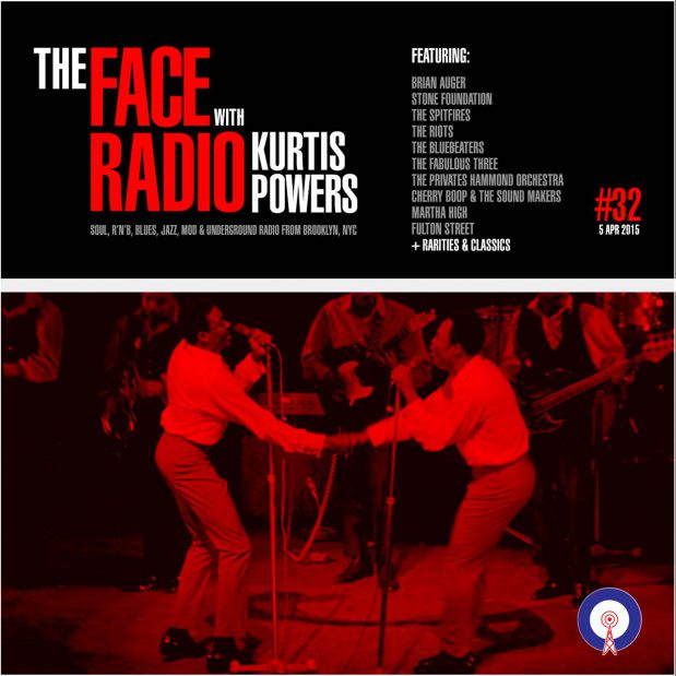 The Face Radio Episode 32 Artwork