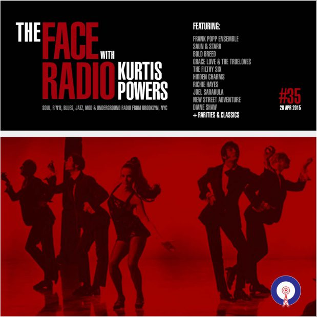 The Face Radio Episode 35 Artwork