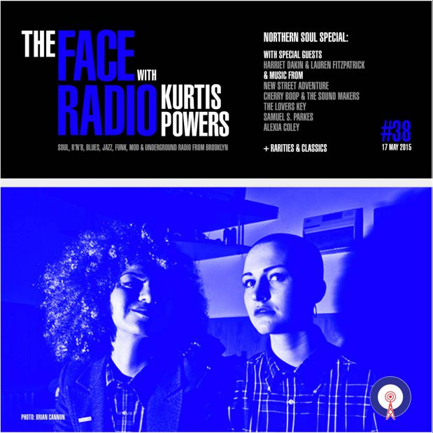 The Face Radio Episode 38 Artwork