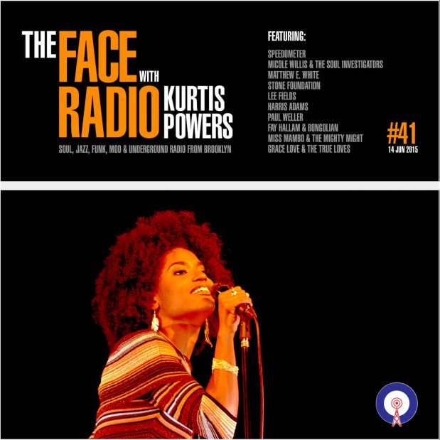 The Face Radio Episode 41 Artwork