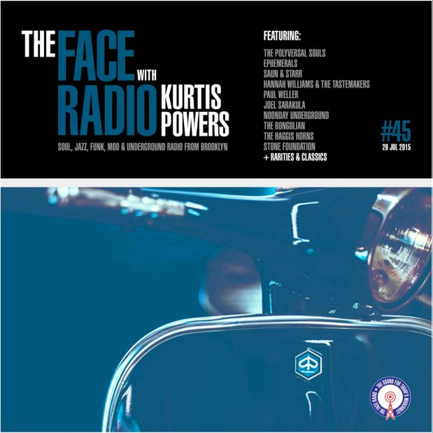 The Face Radio Episode 45 Artwork