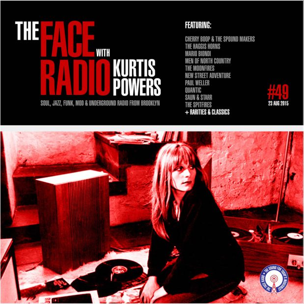 The Face Radio Episode 49 Artwork