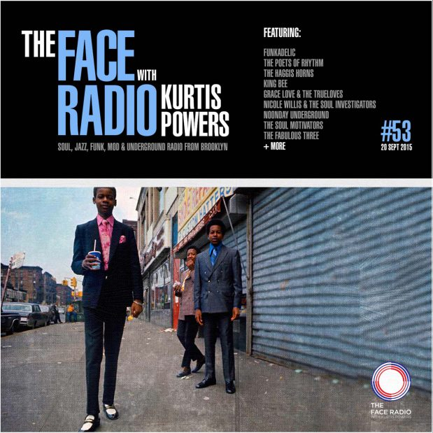 The Face Radio Episode 53 Artwork