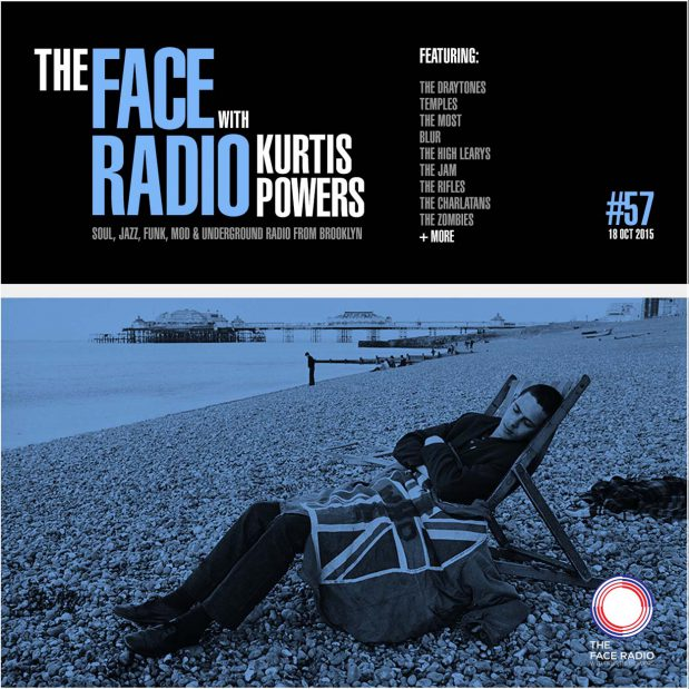 The Face Radio Episode #57 Artwork