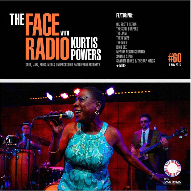 The Face Radio Episode 60 Artwork