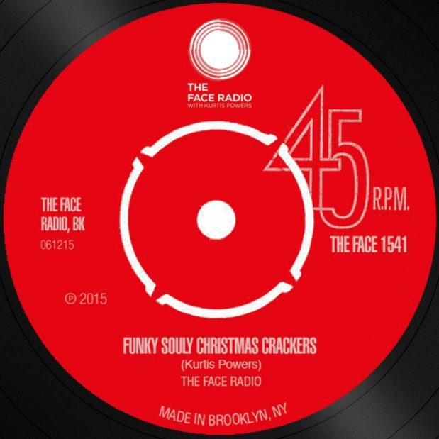 The Face Radio Episode 62 Funky Souly Christmas Crackers Vol 2 Artwork