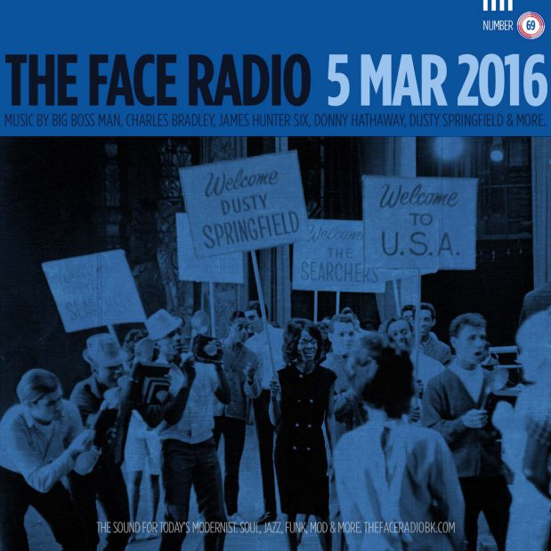 The Face Radio Episode 69 Artwork