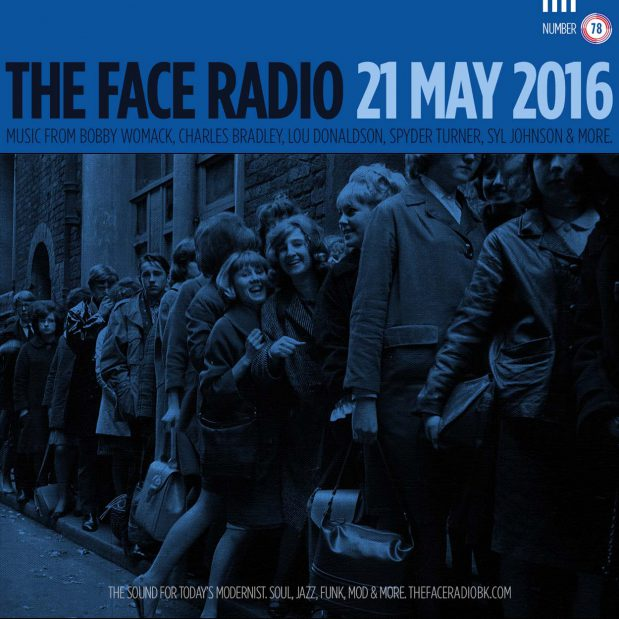 The Face Radio Episode 78 Artwork