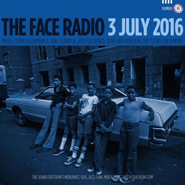 The Face Radio Episode 83 Artwork