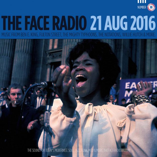 The Face Radio Episode 88 Artwork