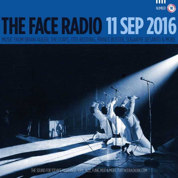 The Face Radio Episode 90 Artwork