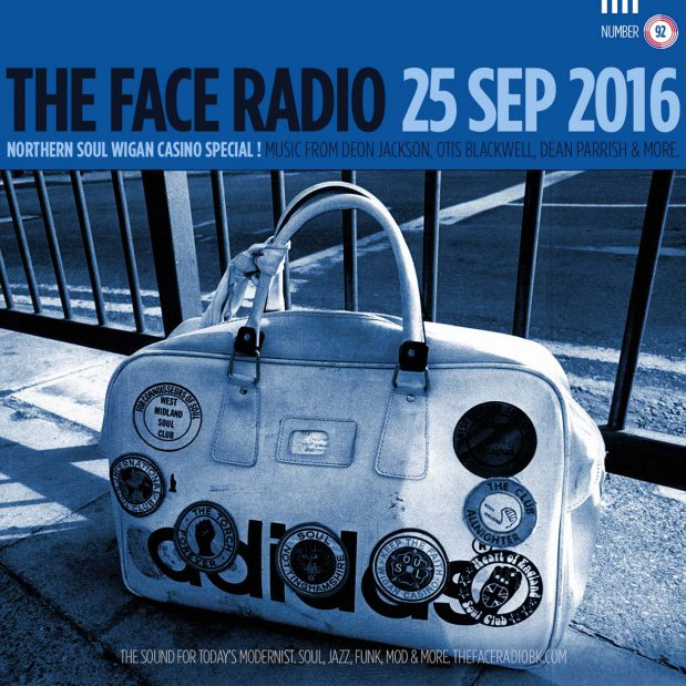 The Face Radio Episode 25 Artwork
