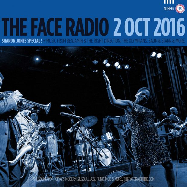 The Face Radio Episode 93 Artwork