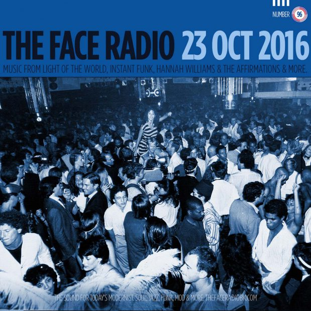The Face Radio Episode 96 Artwork