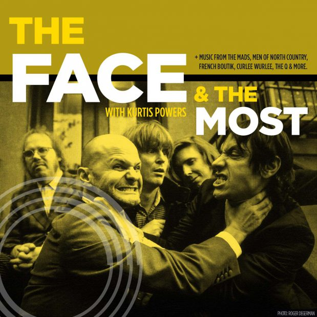 The Face Radio And The Most Band Exclusive Episode Artwork