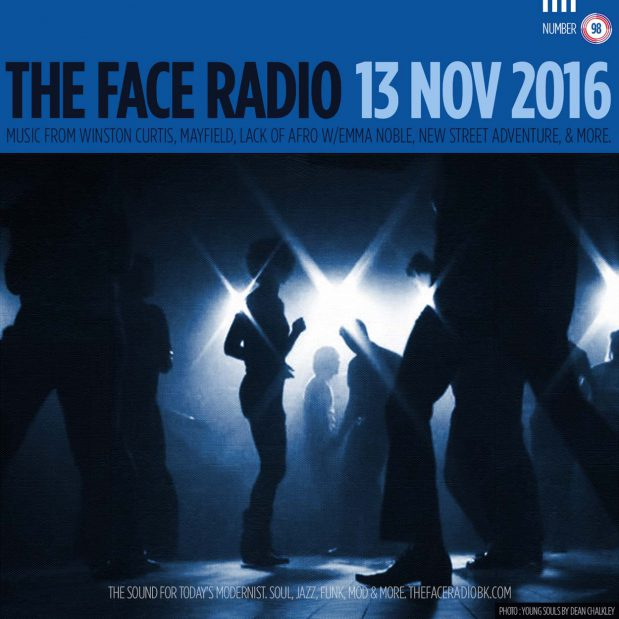 The Face Radio Episode 98 Artwork photo 'Young Souls' by Dean Chalkey