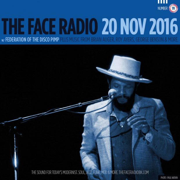 The Face Radio Episode 99 Artwork