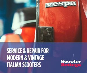 Scotter Bottega NYC Vintage and Modern Scooter Repairs and Service