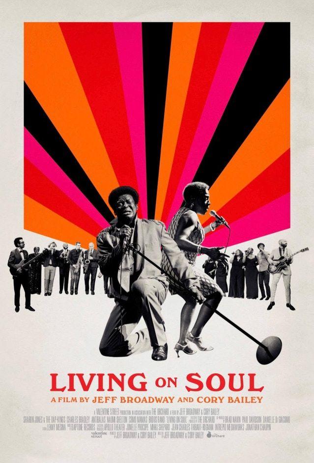 Living On Soul Film Poster
