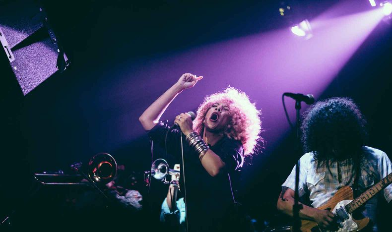 Orgone at American Beauty NYC. Photo by Rosie Cohe