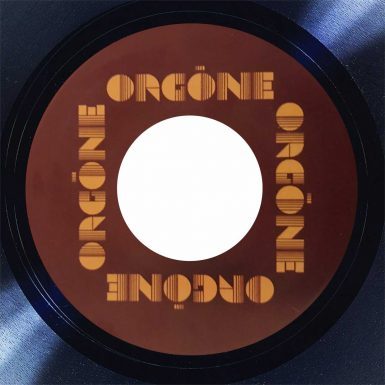 Orgone New You Disk Label song of the day the face radio