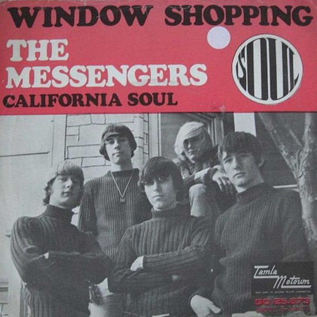 The Messengers California Soul by Disk Label Song Of The Day The Face Radio