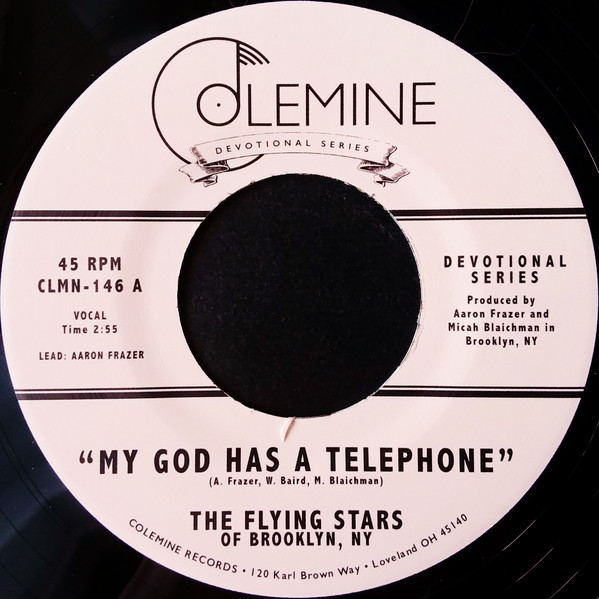 The Flying Stars of Brooklyn NY - My God Has A Telephone Record