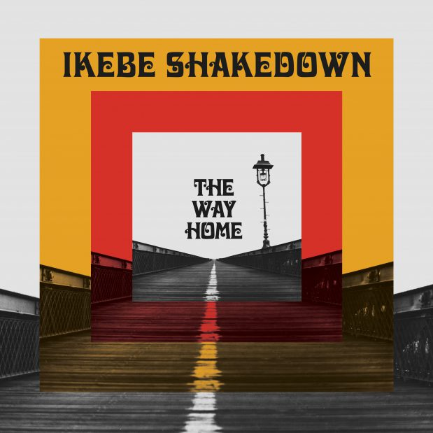 Ikebe Shakedown The Way Home Album Cover