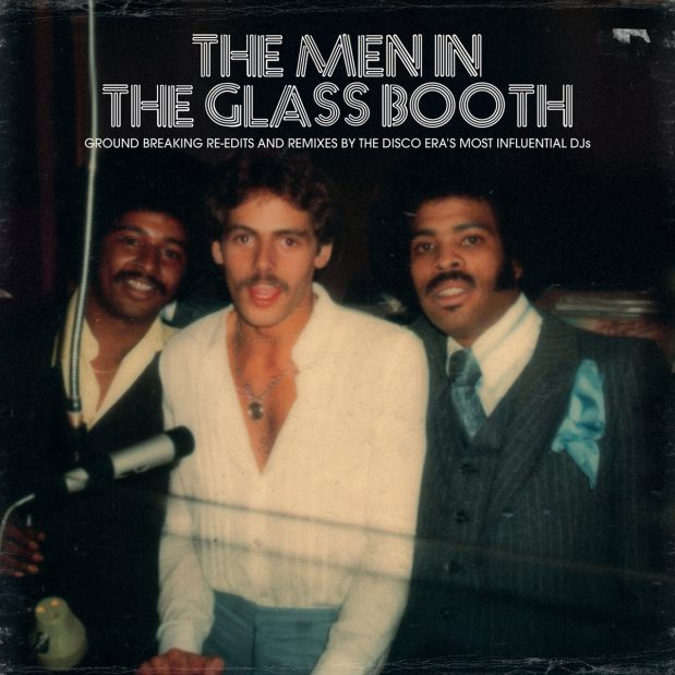 The Men In The Glass Booth Cover