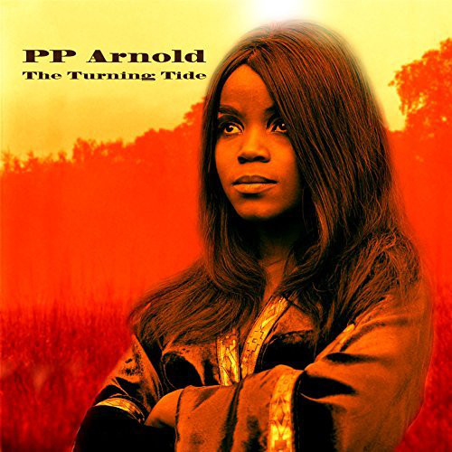 PP Arnold - The Turning Tide Cover