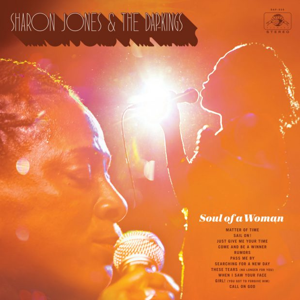 Sharon Jones & The Dap-Kings Soul of a Woman Album Cover