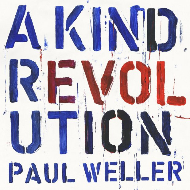 Paul Weller A Kind Revolution Album Cover