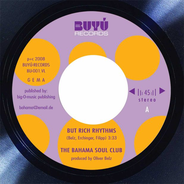 The Bahama Soul Club But Rich Rhythms Disk Label Song Of The Day The Face Radio