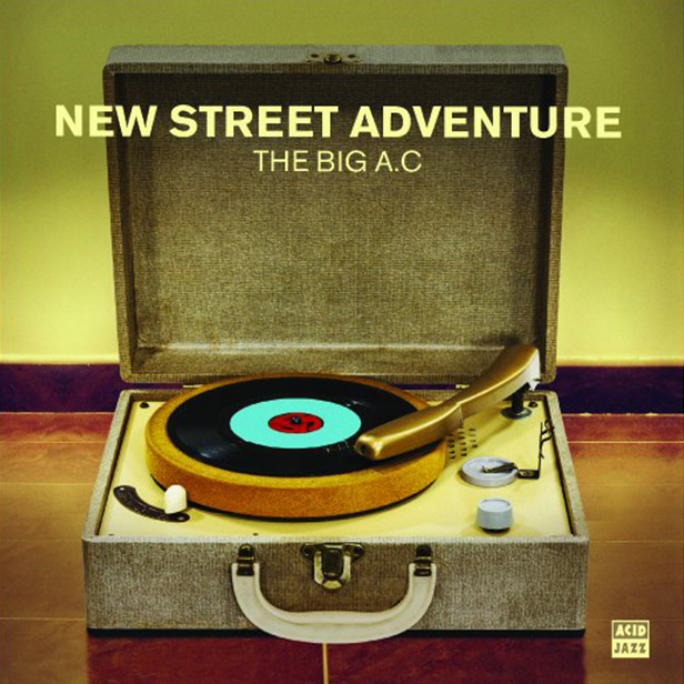 New Street Adventure The Big AC Disk Label Song Of The Day The Face Radio