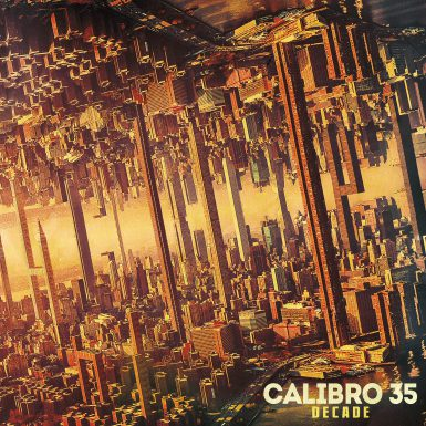 Calibri 35 Decade Album Cover