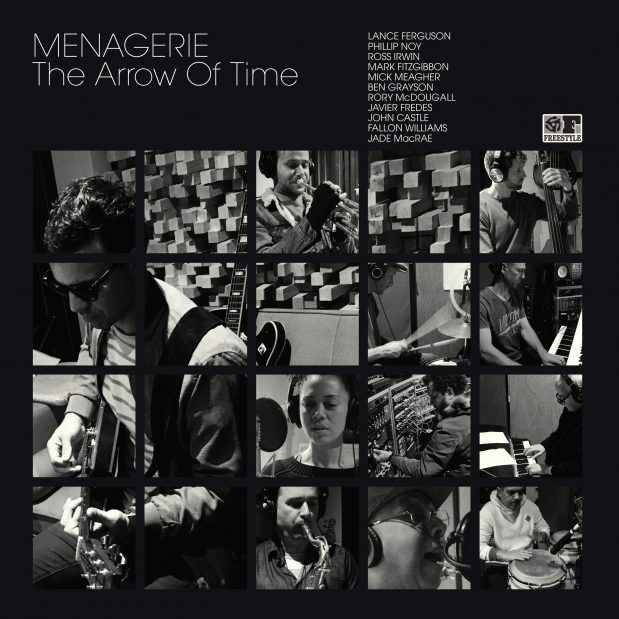 Menagerie The Arrow Of Time Album Cover