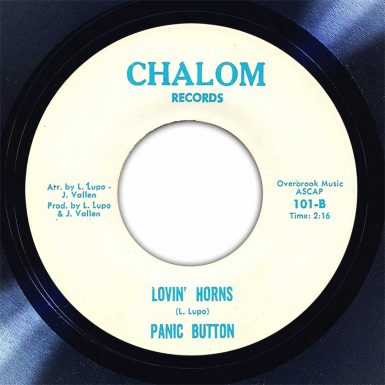 Panic Button Loving' Horns Disk Label Song Of The Day The Face Radio