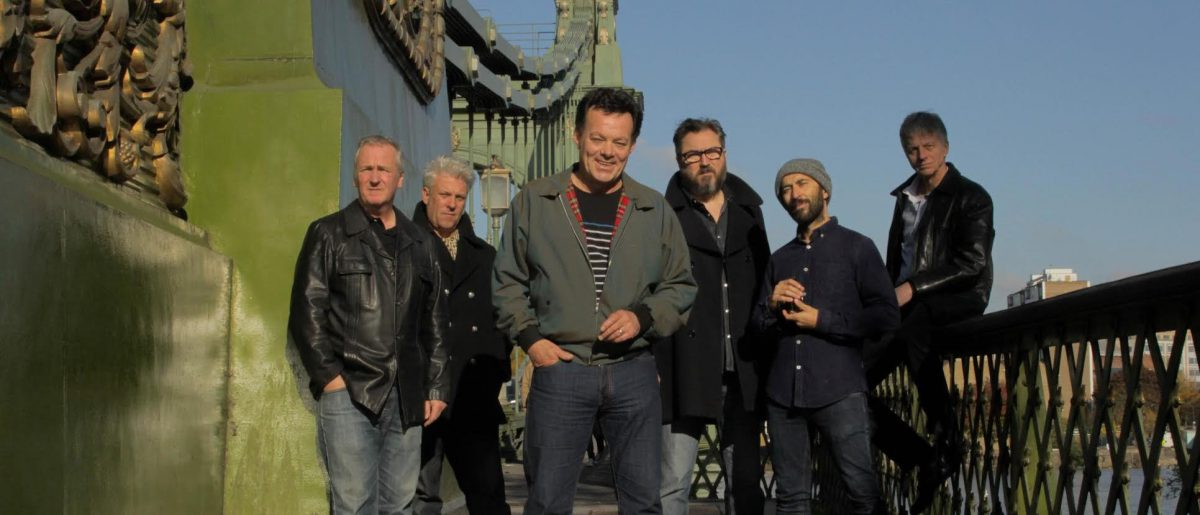 The James Hunt er Six Band