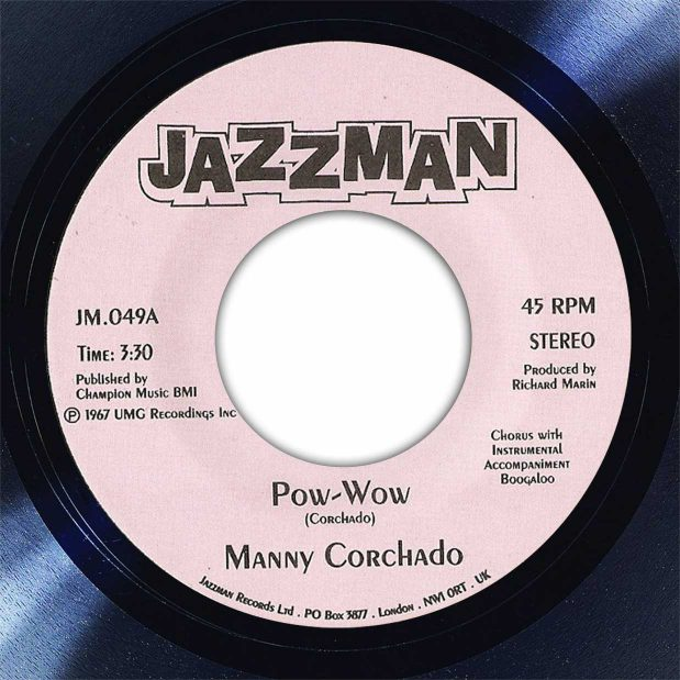 Manny Corchado Pow Wow Disk Label Song Of The Day The Face Radio