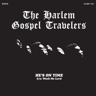The Harlem Gospel Travellers Disk Label Song Of The Day The Face Radio