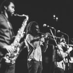 Band Members of the Skatalites at the Brooklyn Bowl