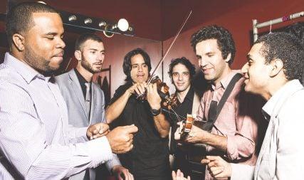 Los Hacheros Band