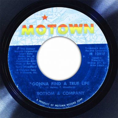Bottom And Company Gonna Find A True Love Disk Label Song Of The Day The Face Radio
