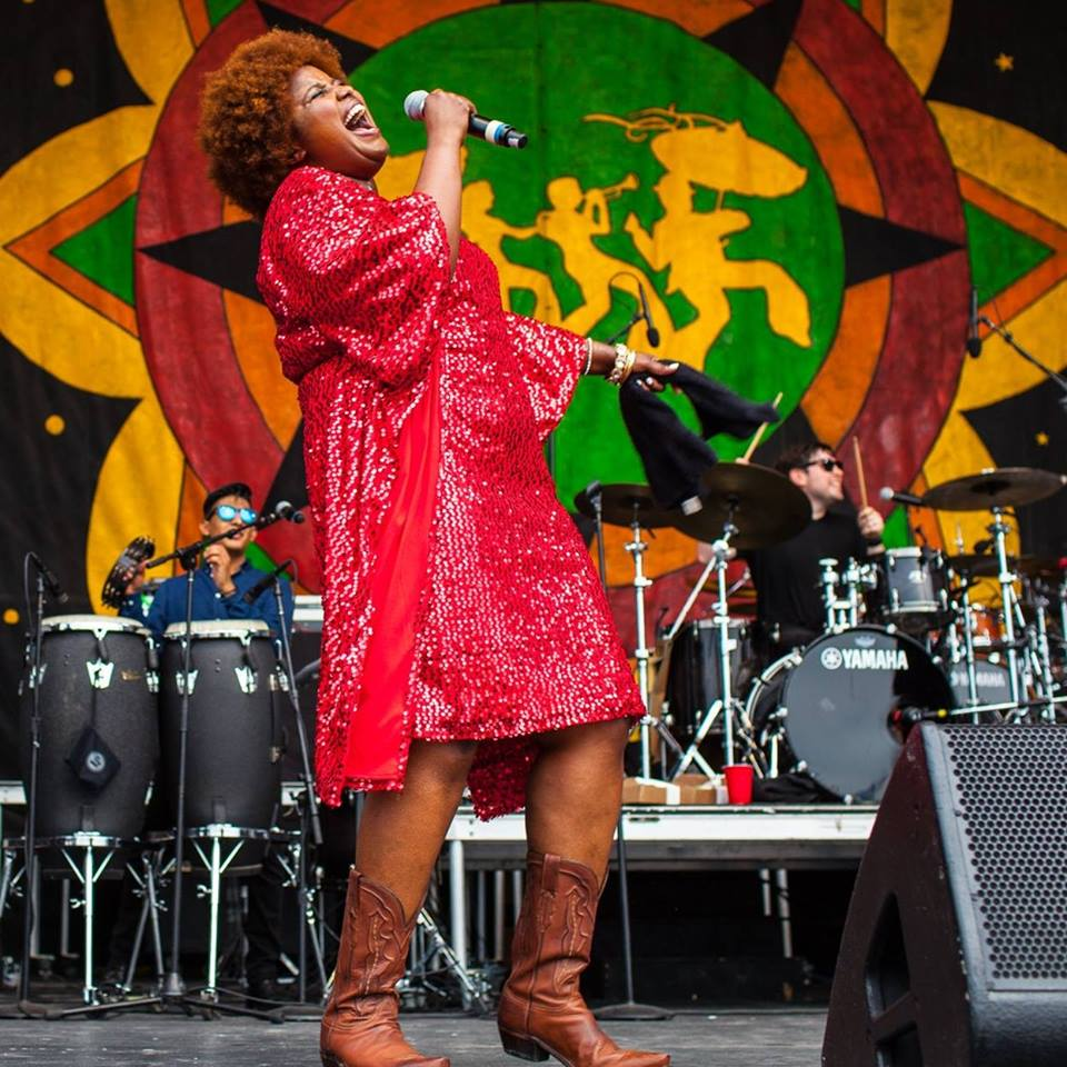 The Suffers Band Sing