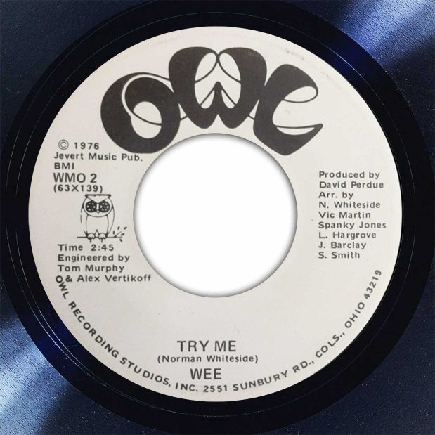 Wee Try Me Disk Label Song Of The Day The Face Radio