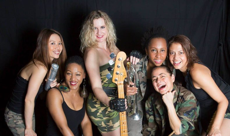 ZapOte band photo